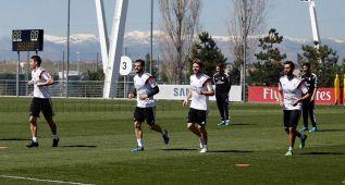 Bale se ejercita en gimnasio en la vuelta a los entrenamientos