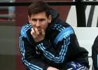 A la AFA le vino bastante bien que Leo Messi no volviese a casa