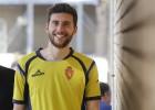 """Borja Bastón: """"El Zaragoza me ha hecho sentir importante"""""""