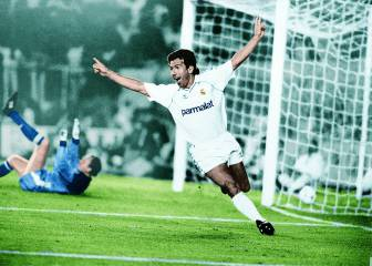 Real Madrid: Homenaje del club por los 25 años de la muerte de Juanito - AS.com