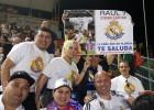 Raúl contó con el apoyo de la Peña Madridista Sur de Florida
