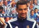 El Chory Castro cumple 100 partidos en la Real Sociedad