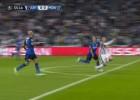El penalti que le señalaron a Morata era falta fuera del área