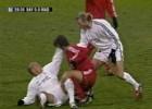 La UEFA rearbitró y a Roberto Carlos le cayeron 2 partidos