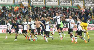 FIGC resta cuatro puntos más al Parma por sus irregularidades