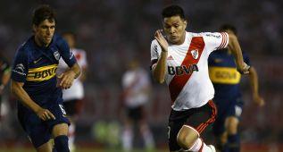 Superclásico: habrá Boca-River en octavos de la Libertadores