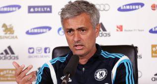 """Mourinho: """"En este país no gusta que seamos líderes de la liga"""""""