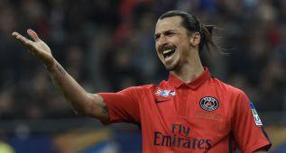 La Liga francesa reduce de 4 a 3 partidos la sanción a Ibrahimovic