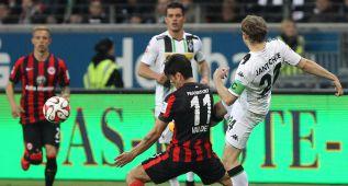 El Eintracht Frankfurt corta la racha del Monchengladbach