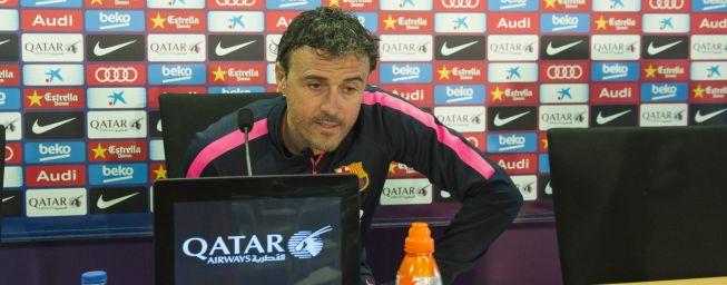 """""""Quiero que tiemble el Camp Nou, me preocupa el físico"""""""