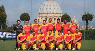 España juega los cuartos y ya toca el cielo en la Clericus Cup