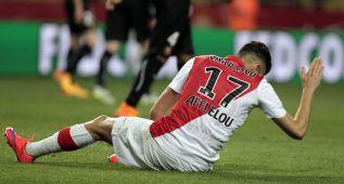 El Mónaco tropieza ante el Rennes y se descuelga