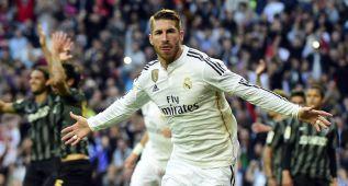 Ramos, defensa más goleador de Europa: 40 en la última década