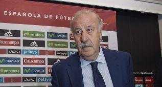 """Del Bosque: """"¿Real Madrid o Atlético? Que gane el mejor"""""""