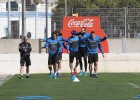 Mattioni es baja para el derbi contra el Barça del sábado