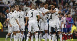 El Madrid es favorito ante la Juve y al alza para ser campeón