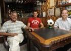 Chicharito: pasión por el fútbol transmitida de abuelo a nieto