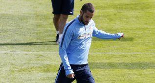 Simeone deja fuera de la lista a Mario Suárez, Ansaldi y Cani