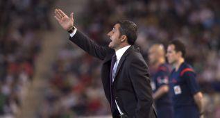 """Valverde: """"Se ganó de forma trabajada, no con brillantez"""""""