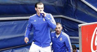 Benzema y Bale estarán en Turín; Modric, en una posible final