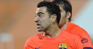 Xavi: 500 partidos en Primera