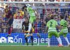 Lafita, que hace un año hizo el 2-2 en el Camp Nou, ya calienta