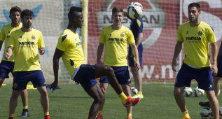 Vietto apura para poder jugar contra el Atlético de Madrid