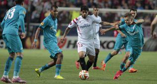 Banega, de las dudas a entrar en el once tipo de France Football