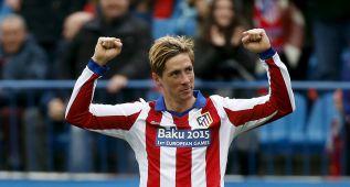 Fernando Torres cumplió 700 partidos contra el Elche