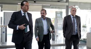 Ángel María Villar pide a Wert un 3% para dar el OK al Decreto