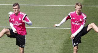 Odegaard, 16 años: primera convocatoria con el Real Madrid
