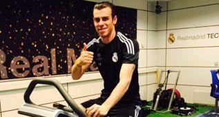 """""""Bale llegará a Sevilla; Benzema se entrenará ya el domingo"""""""