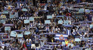 El Espanyol prohibirá la entrada a un aficionado que golpeó a otro