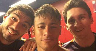 El tridente Messi, Neymar y Suárez alcanza los 102 goles