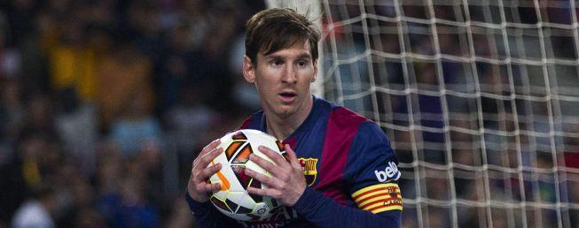 Messi puede batir su récord de minutos jugados en una Liga