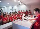 Iraola se despide: 'Jugar en el Athletic es una responsabilidad'