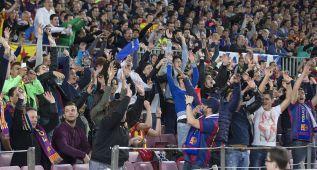 Los socios del Barcelona piden 18.576 entradas el segundo día