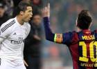 Cristiano y Messi llevan su pulso a Champions: 75 goles