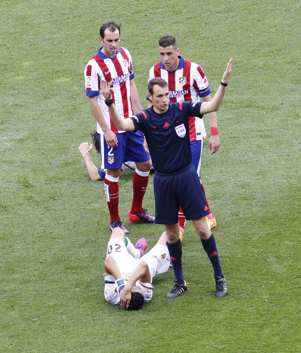 Clos Gómez pitará el Real Madrid-Valencia   Liga BBVA   AS ...