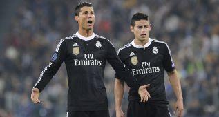 El Real Madrid se obliga a remontar en el Bernabéu