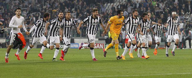 La Juventus arrolló al Madrid: corrió 7,7 kilómetros más