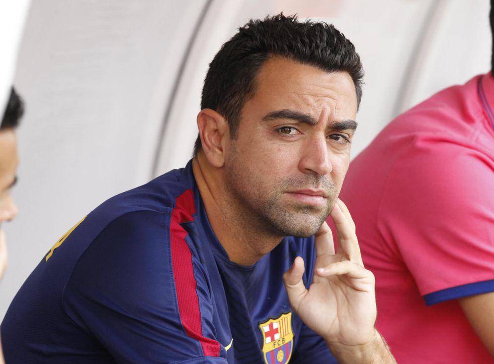 """Barcelona-Bayern   Xavi: """"En dos o tres semanas decidiré sobre mi futuro"""" - AS.com"""