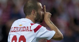 """Vidal: """"Volvimos a demostrar fortaleza en nuestro estadio"""""""