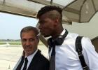 La Juventus, en Madrid con todos 22 jugadores disponibles