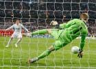De tres tandas de penaltis, sólo se ganó una y fue ante la Juve