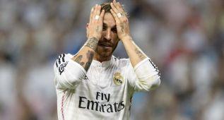 """Sergio Ramos: """"Es duro; duele remar y quedarse en la orilla"""""""