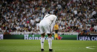 El Real Madrid necesitó 22 remates para hacer un gol