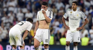 1X1 de los americanos: James y 'Chicharito' se quedan sin Final