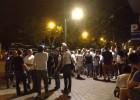 Ultras, a la salida: 'Florentino dimisión' y gritos de 'Mourinho'