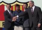 De la Mata lleva a juicio a Bartomeu, a Rosell y al Barça
